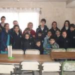 Visitamos el comedor Caritas Felices