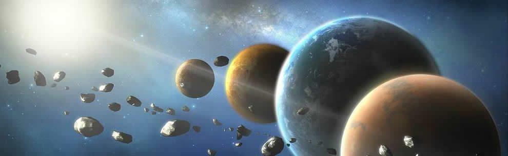 Una vuelta por nuestro Universo