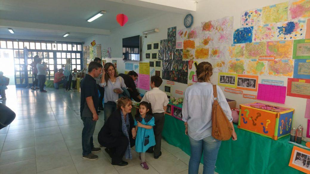 Feria de Ciencias 2018 - Nivel Inicial